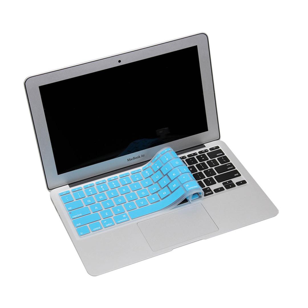 Sky Blue Keyboard Protector for MacBook Air (11 in)