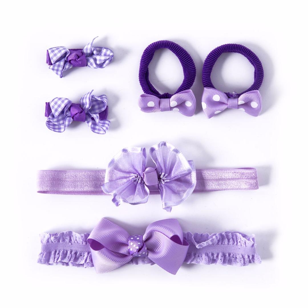 Pristine Purple Set (6pc-set)