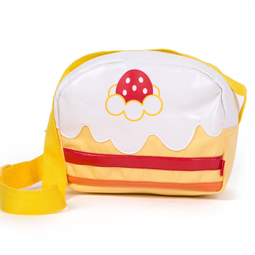 White Cupcake Bag for Kids