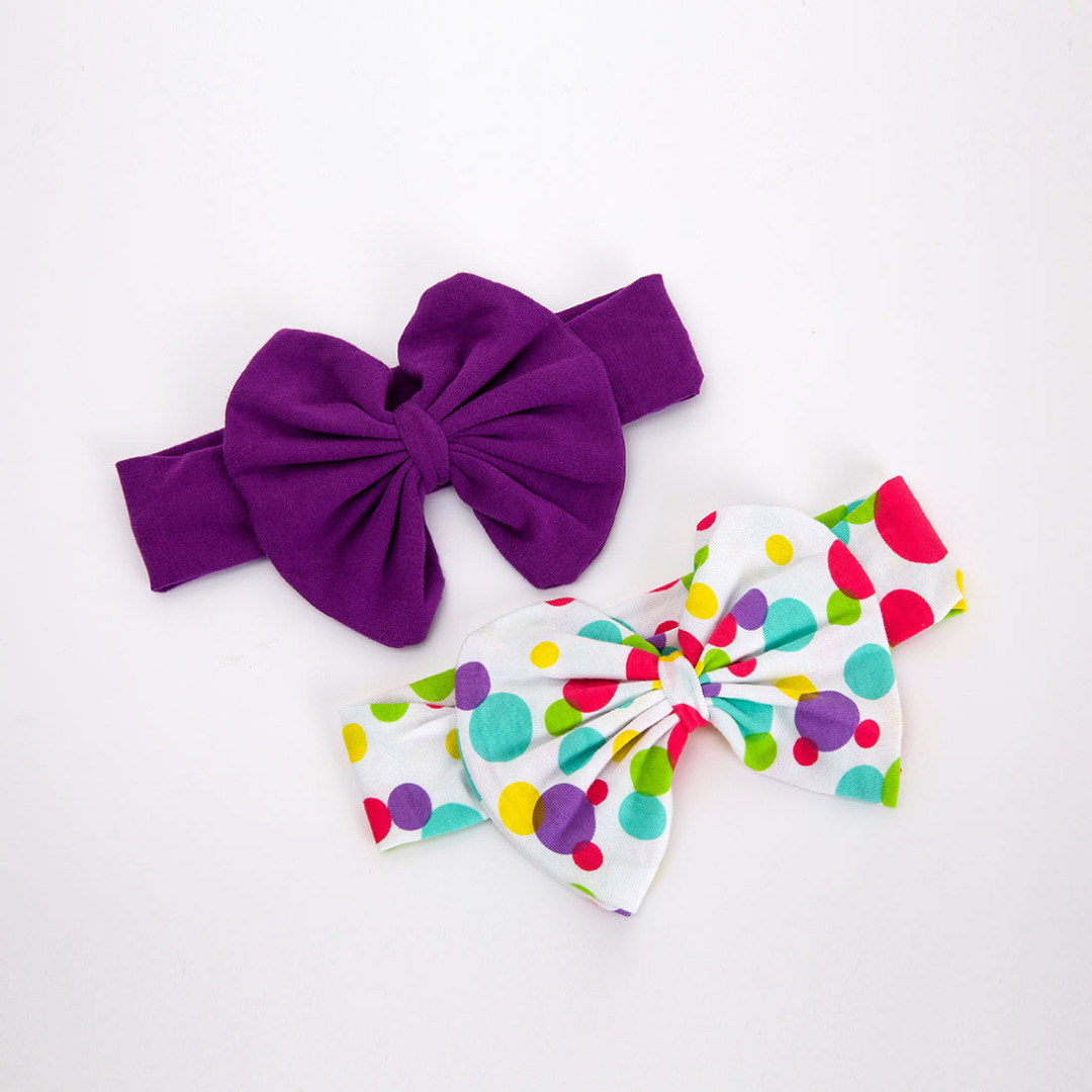 Gumdrop Glam Headbands (2 pack)