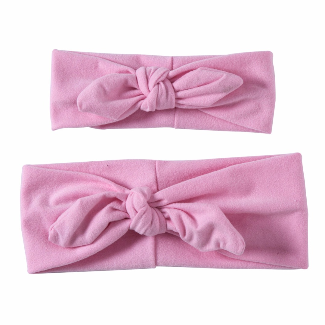 Lovable Matching Headbands in Pink
