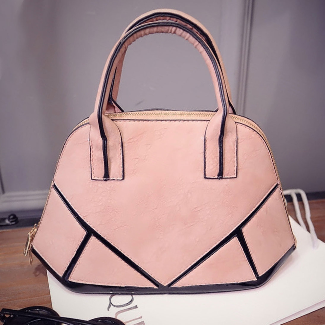 Sophisticated Bag in Light Pink