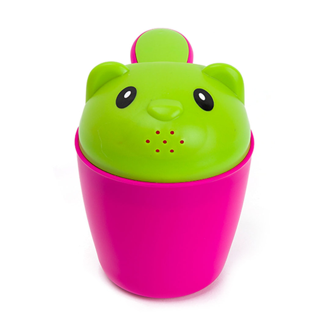 Mini Bear Watering Cup in Hot Pink 23589-en-USD