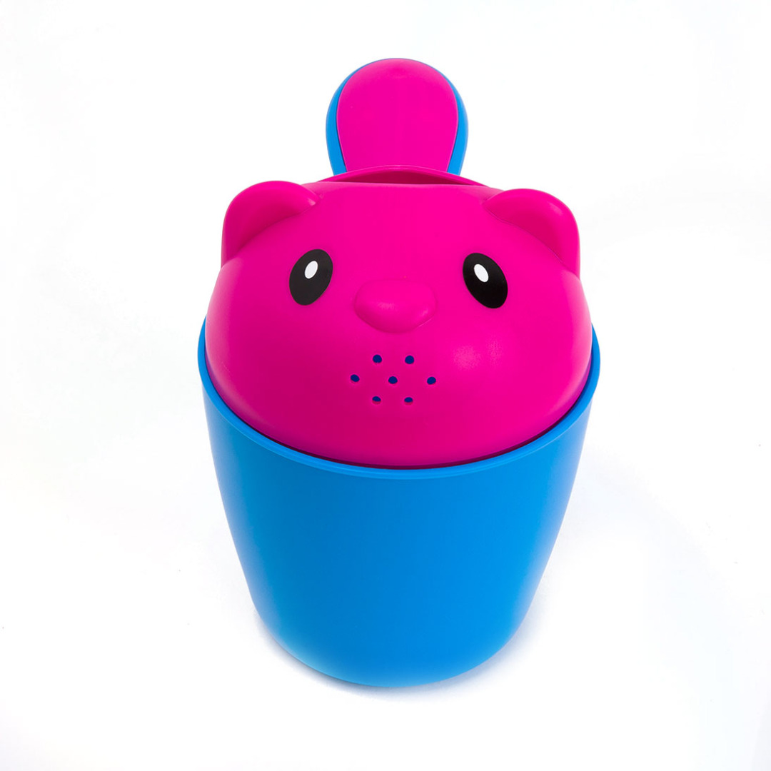 Mini Bear Watering Cup in Blue 23590-en-USD