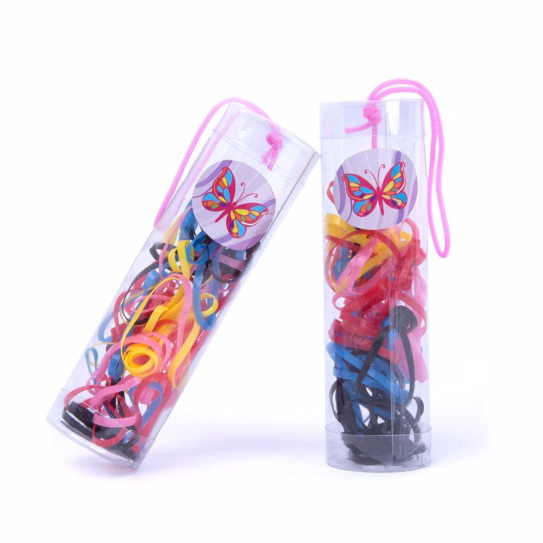 Colorful Deluxe Elastic Set (2 Bottles)