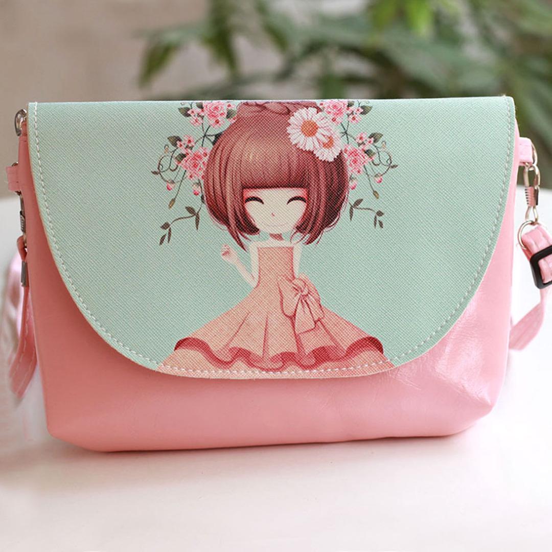 Daisy Princess Cross Body Bag