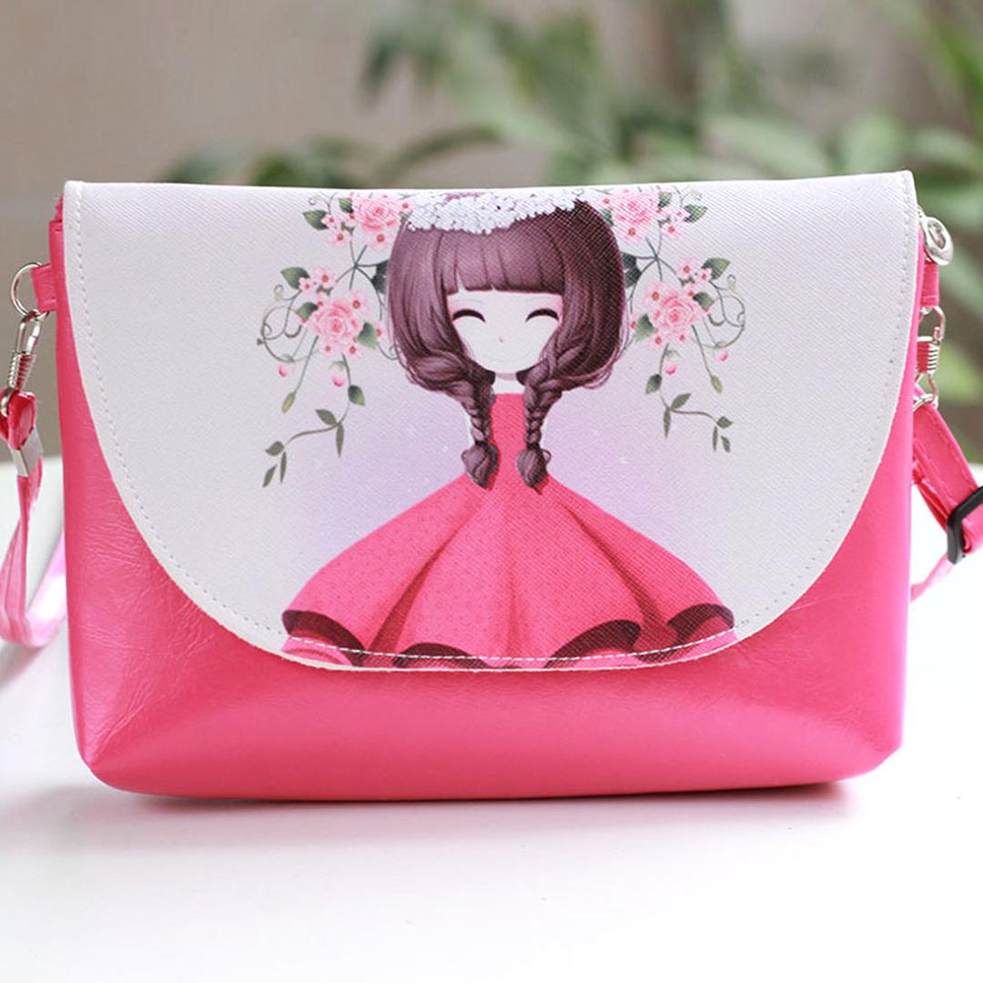 Cherry Little Gal Cross Body Bag
