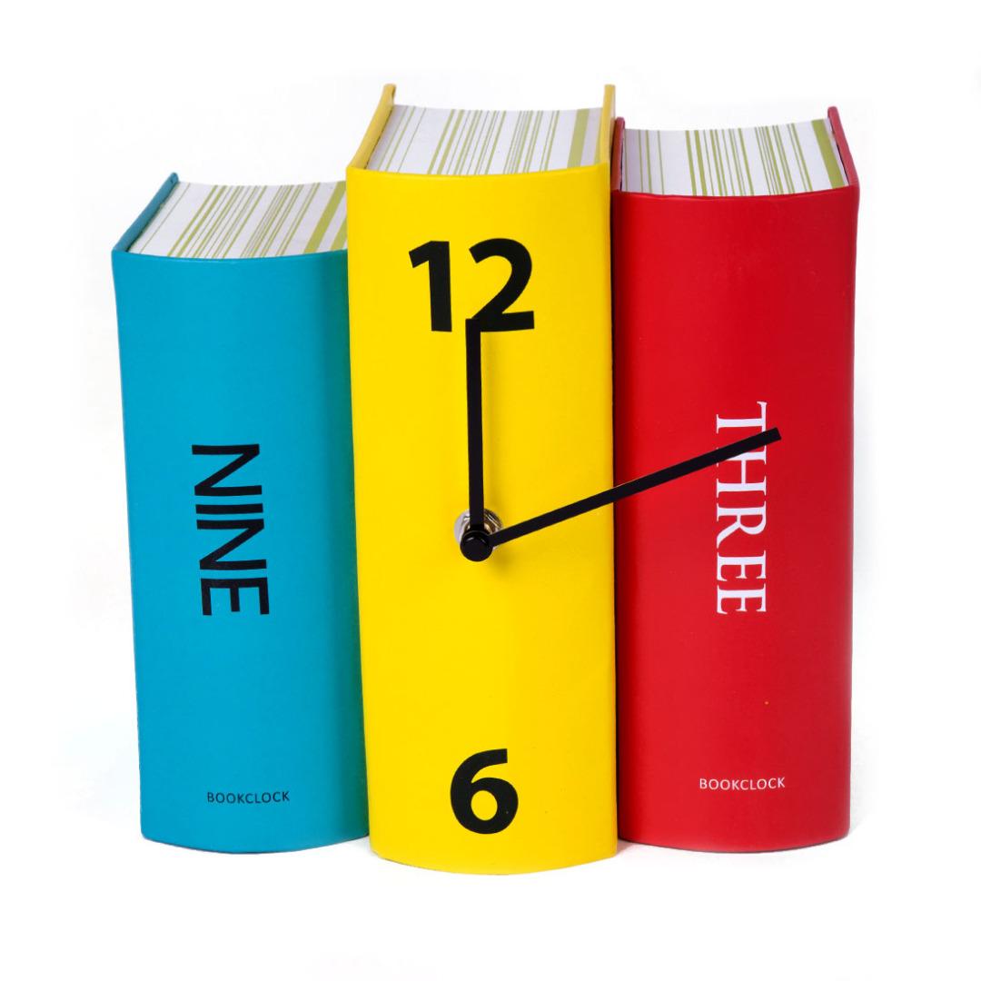 Creative Bookclock