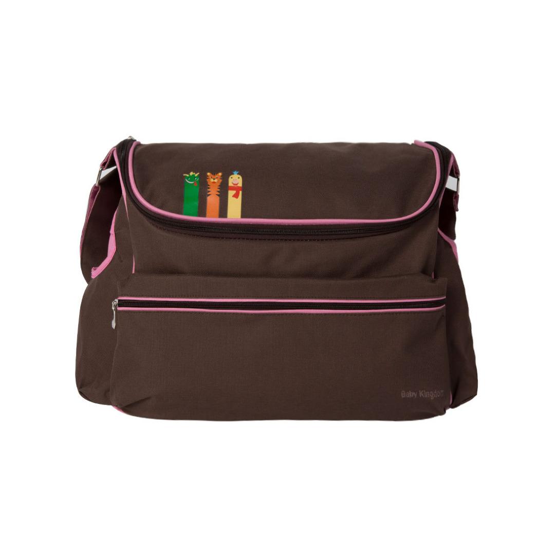 Coffee Stroller Diaper Bag