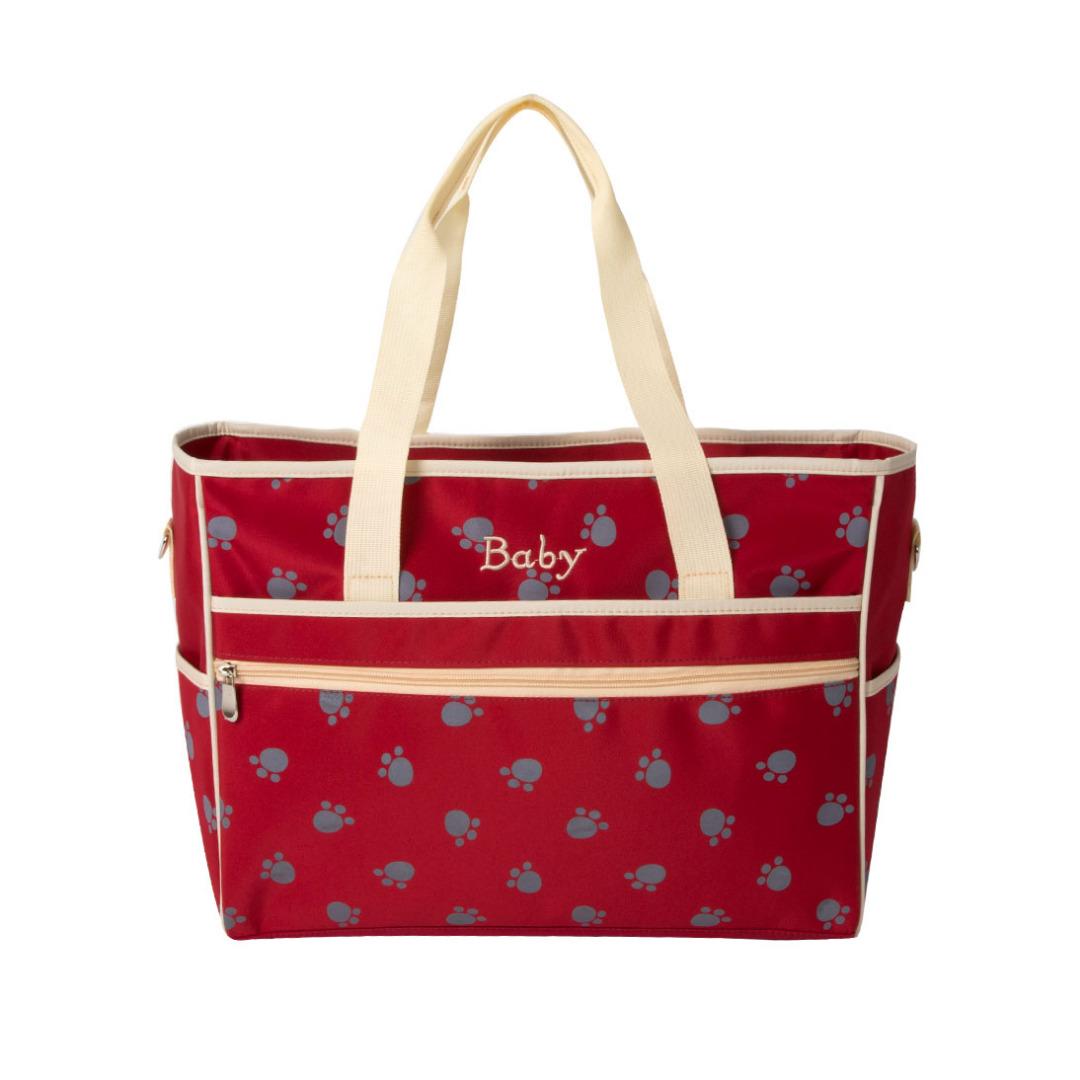 Lovely Paws Stroller Diaper Bag