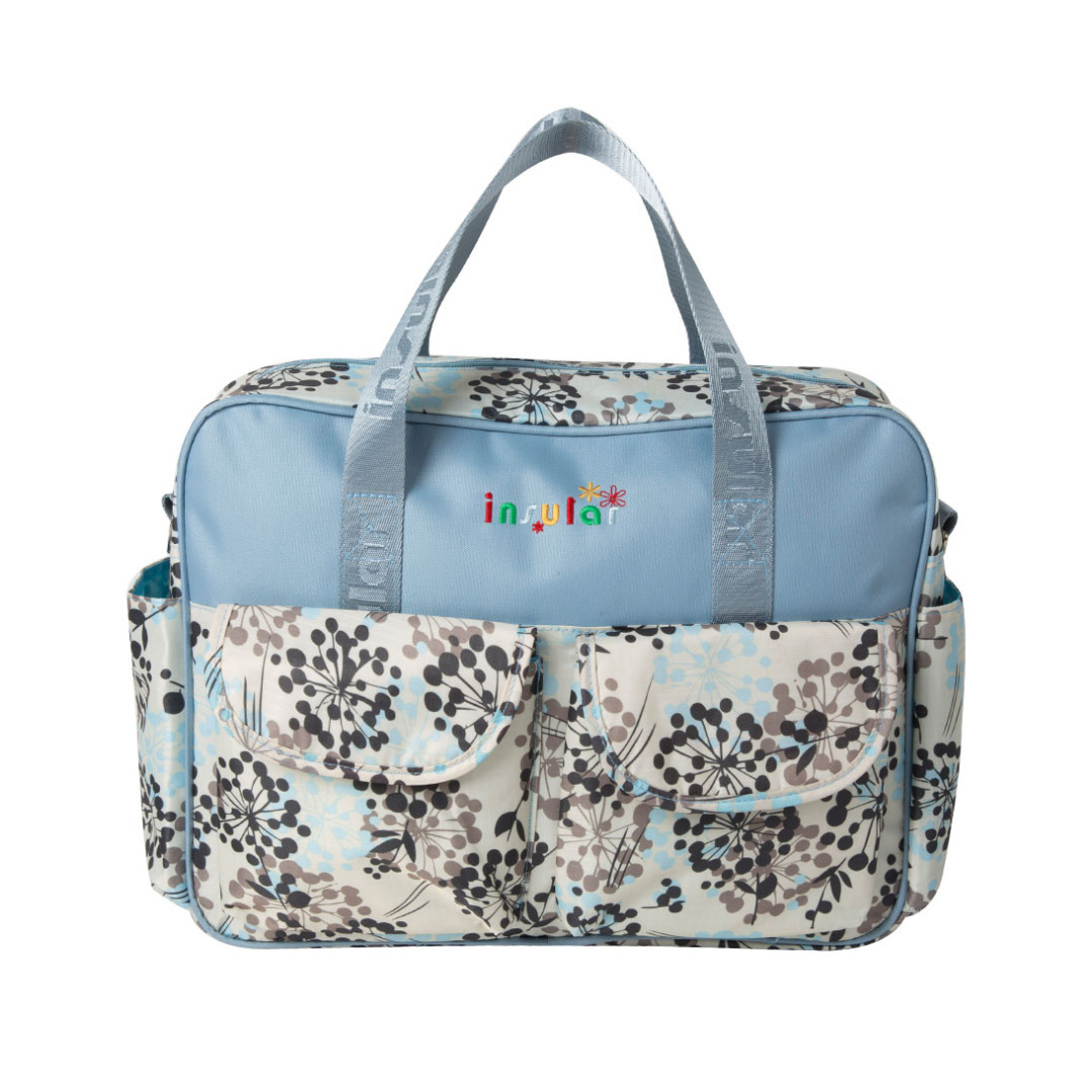 Flying Dandelion Stroller Diaper Bag