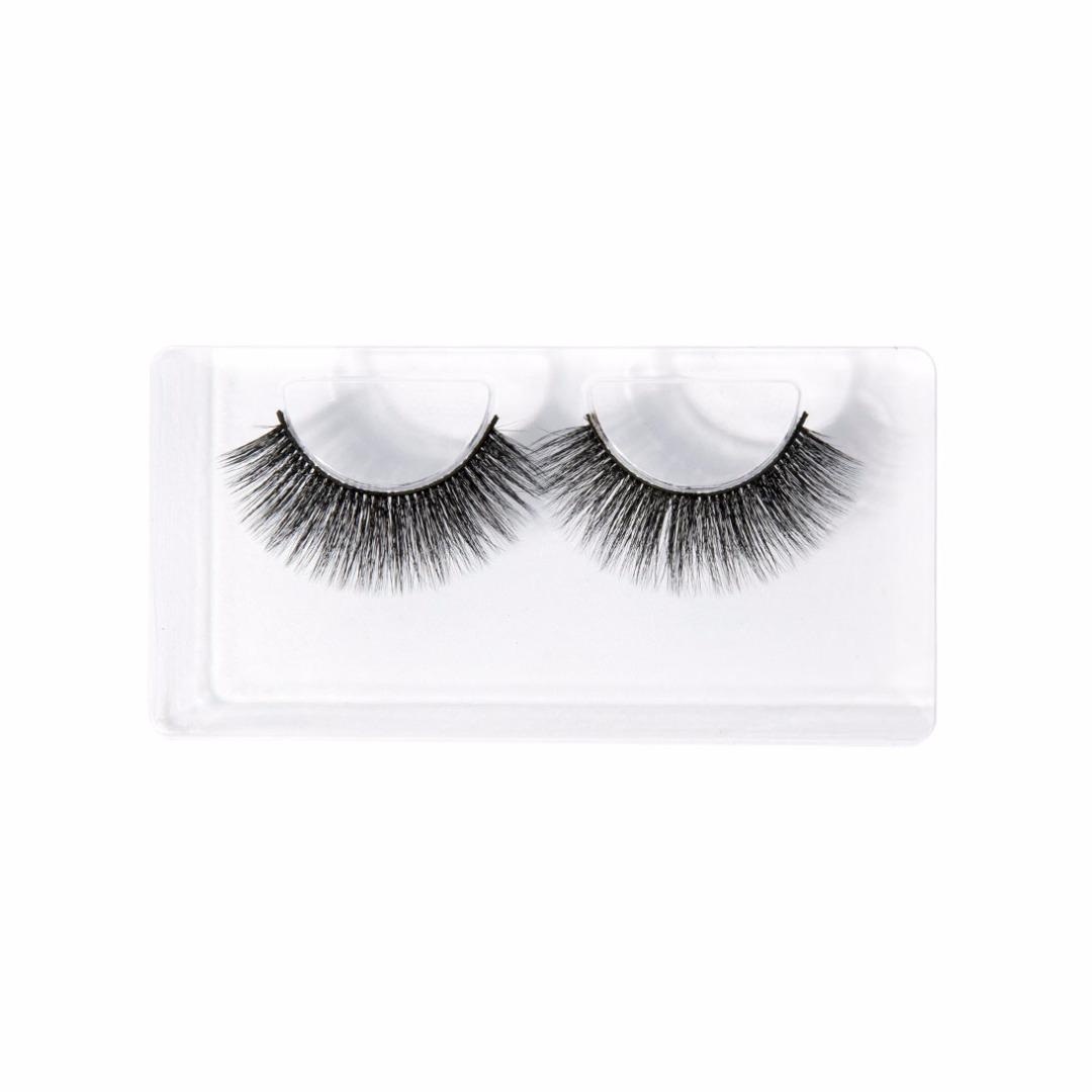 Cute Doll Mink Hair False Eyelashes 37965-en-USD