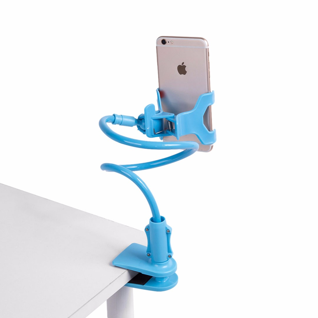 Easy Rotatable Phone Clip Mount in Blue 42253-en-USD