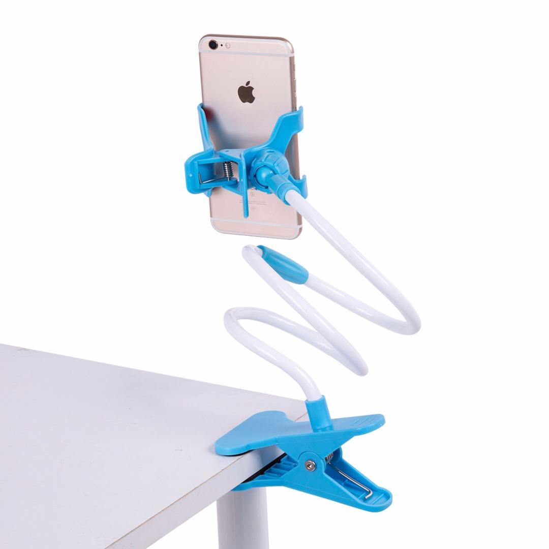 Extra Long Phone Clip Mount in Sky Blue 42255-en-USD