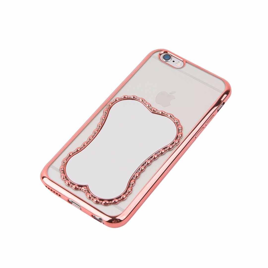 Fun Mirrored Back Case for iPhones