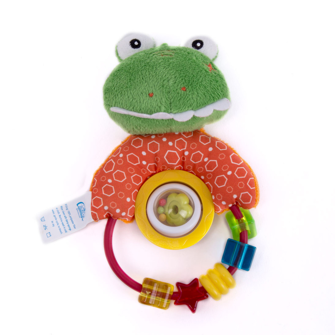 Boppin' Beads Croc Rattle
