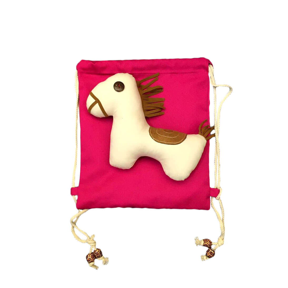 My Sweet Little Pony Backpack in Hot Pink