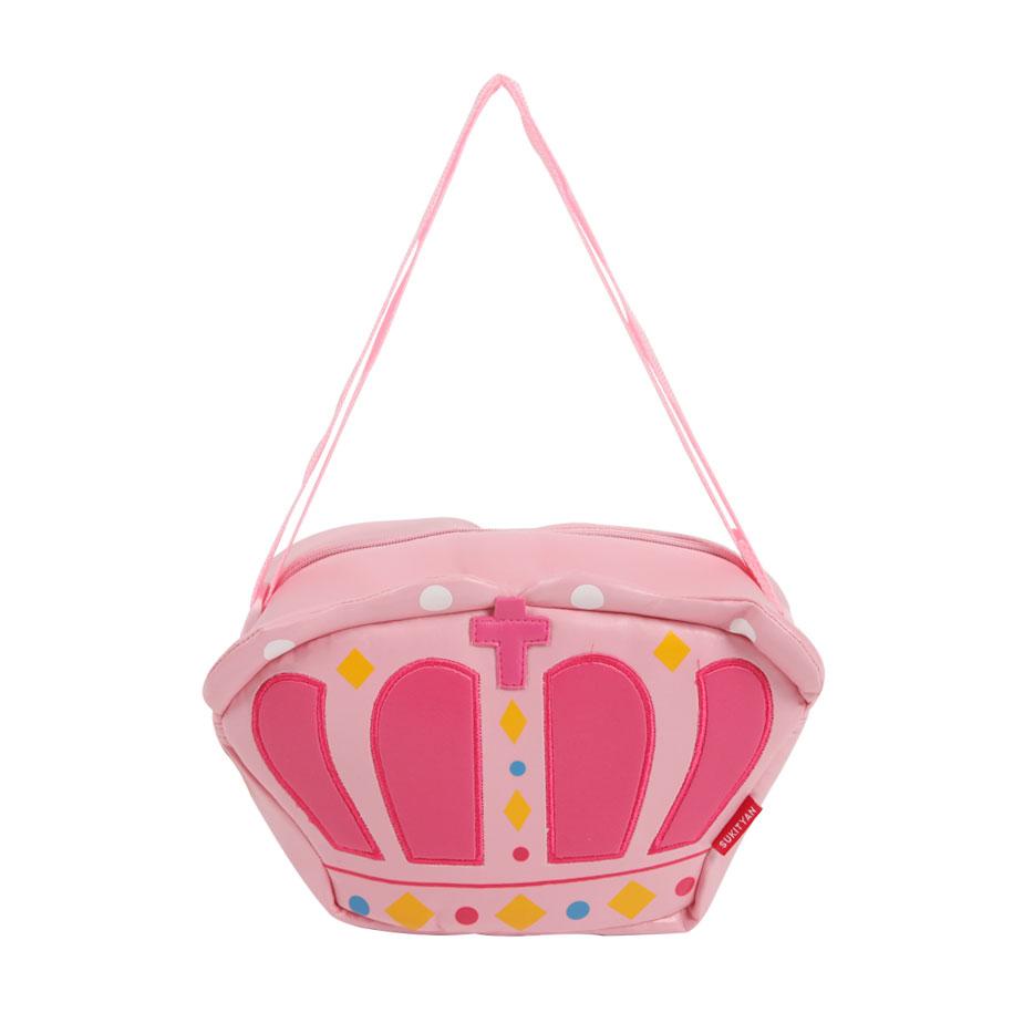 Precious Tiara Messenger Bag for Kids