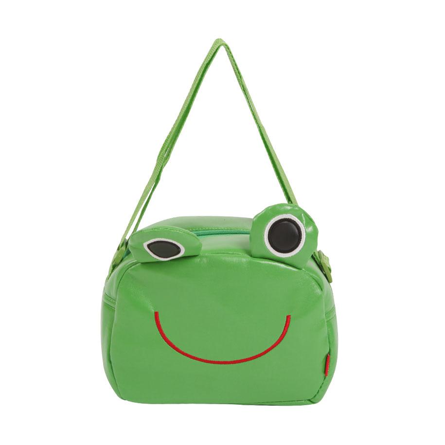 Funky Frog Messenger Bag for Kids