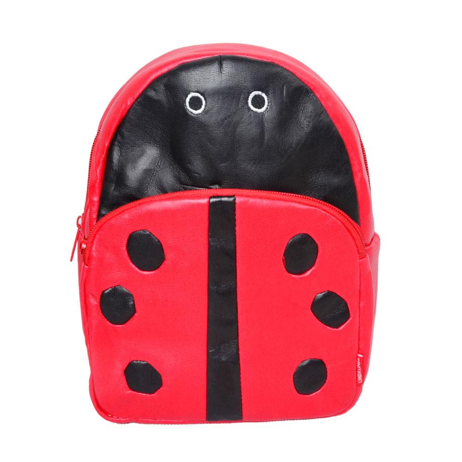 Lovely Ladybug Backpack for Kids