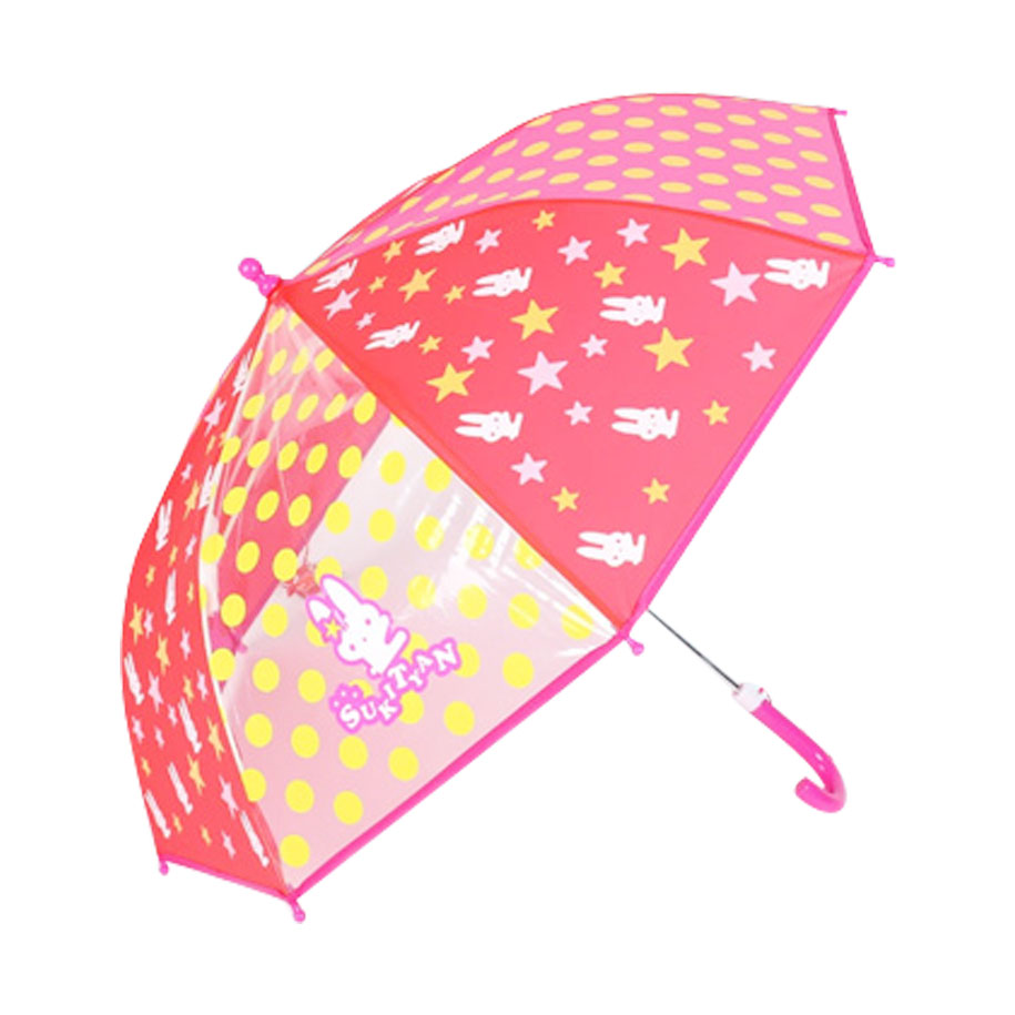 Image For Sukityan Bunny & Stars Umbrella