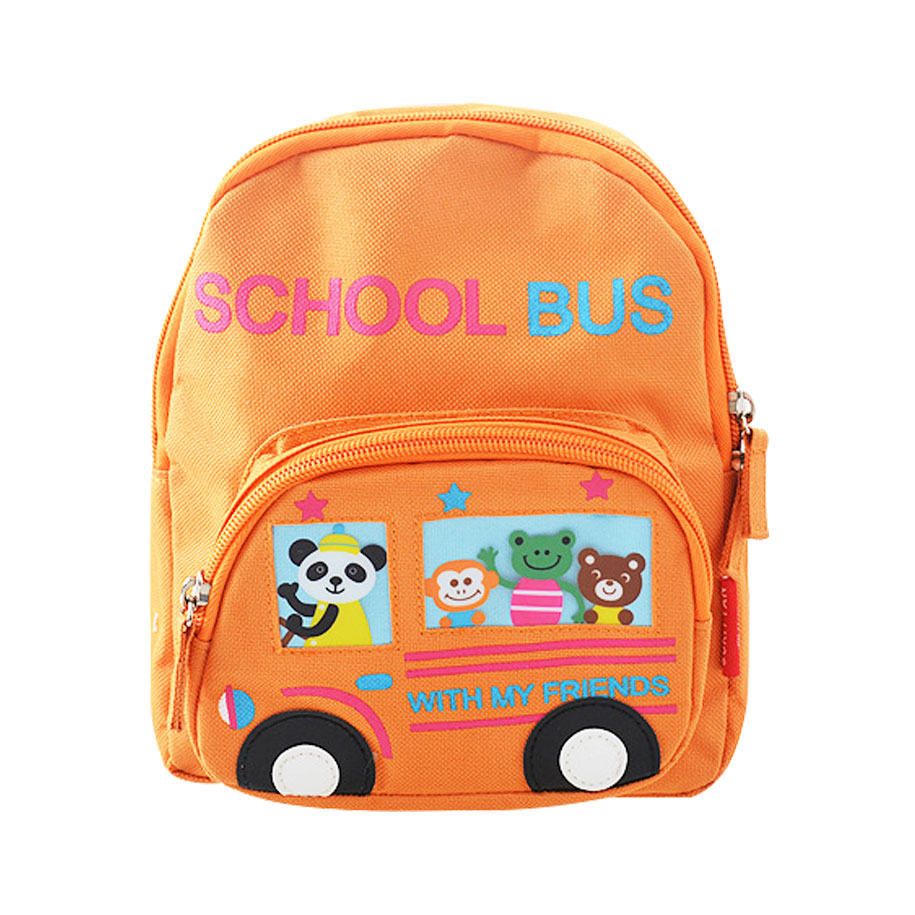 Image For Orange Animal Junior Backpack