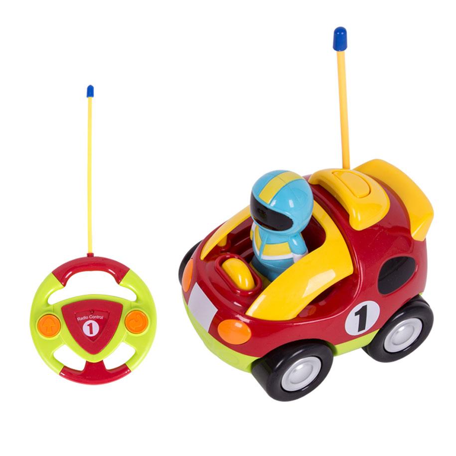 Speedy Remote Control Cartoon Car Set (3pc-set)