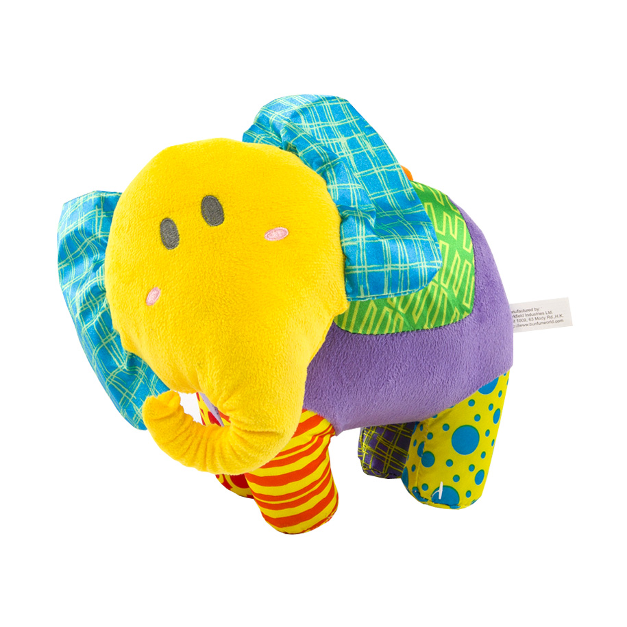 Baby Elephant Rattle 10788-en-USD