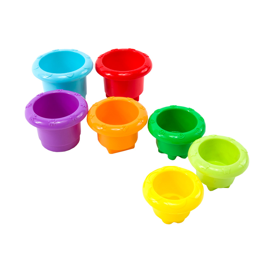 Vivid Stacking Cups (7 pack) 10879-en-USD