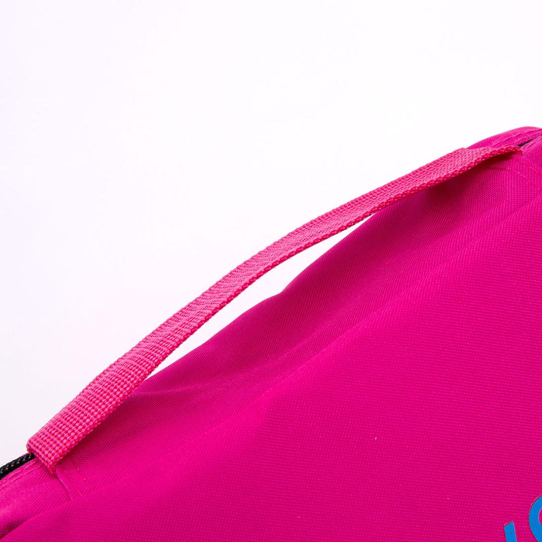 Waterproof Travel Tote in Hot Pink