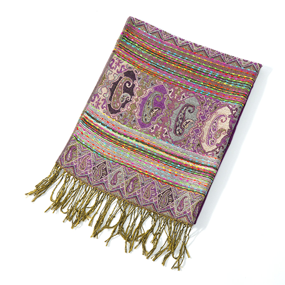Purple Gypsy Scarf 13011-en-USD
