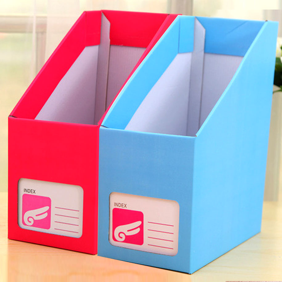 Simple & Practical Organizers In Pink & Blue (2 Pack)