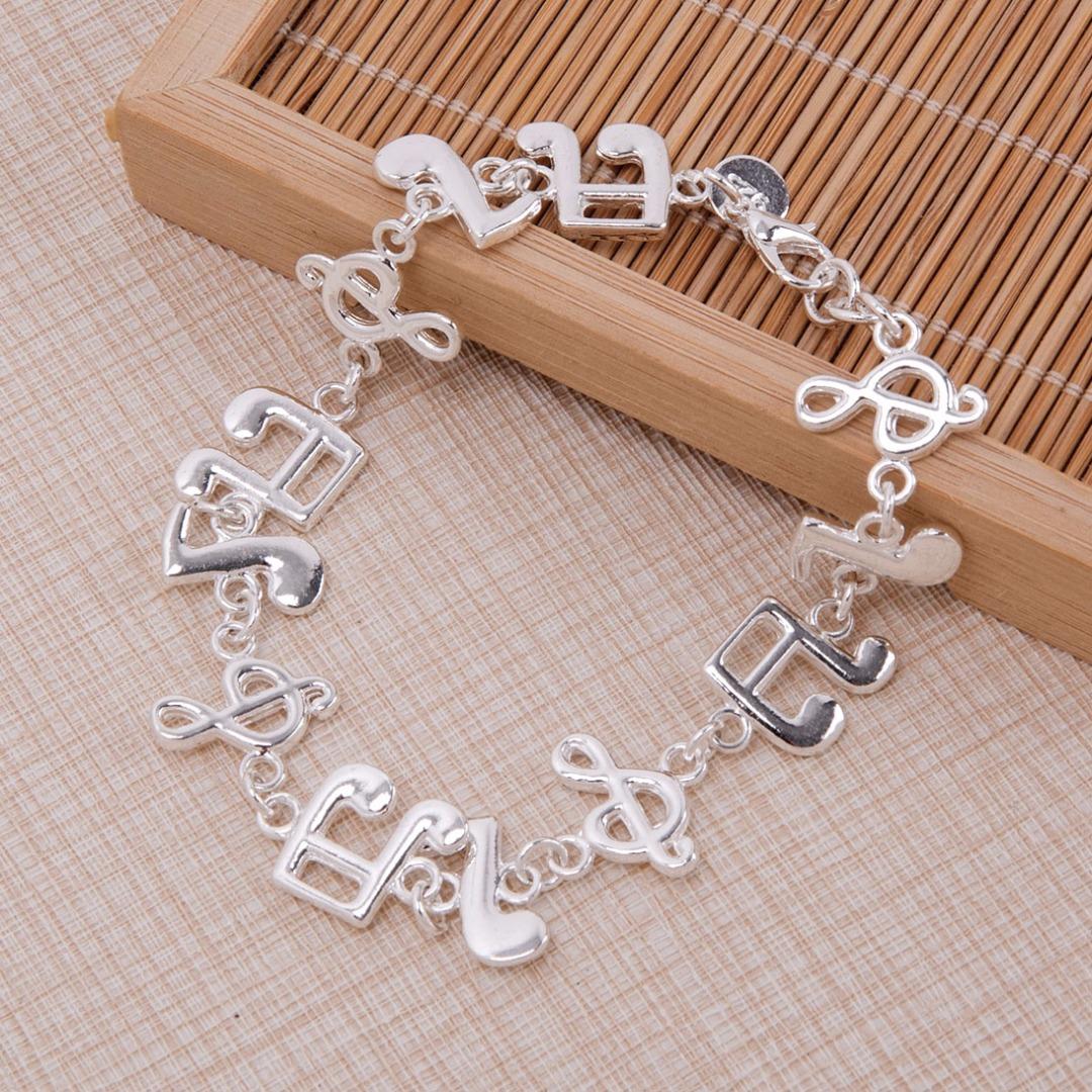 Sweet Song Charm Bracelet