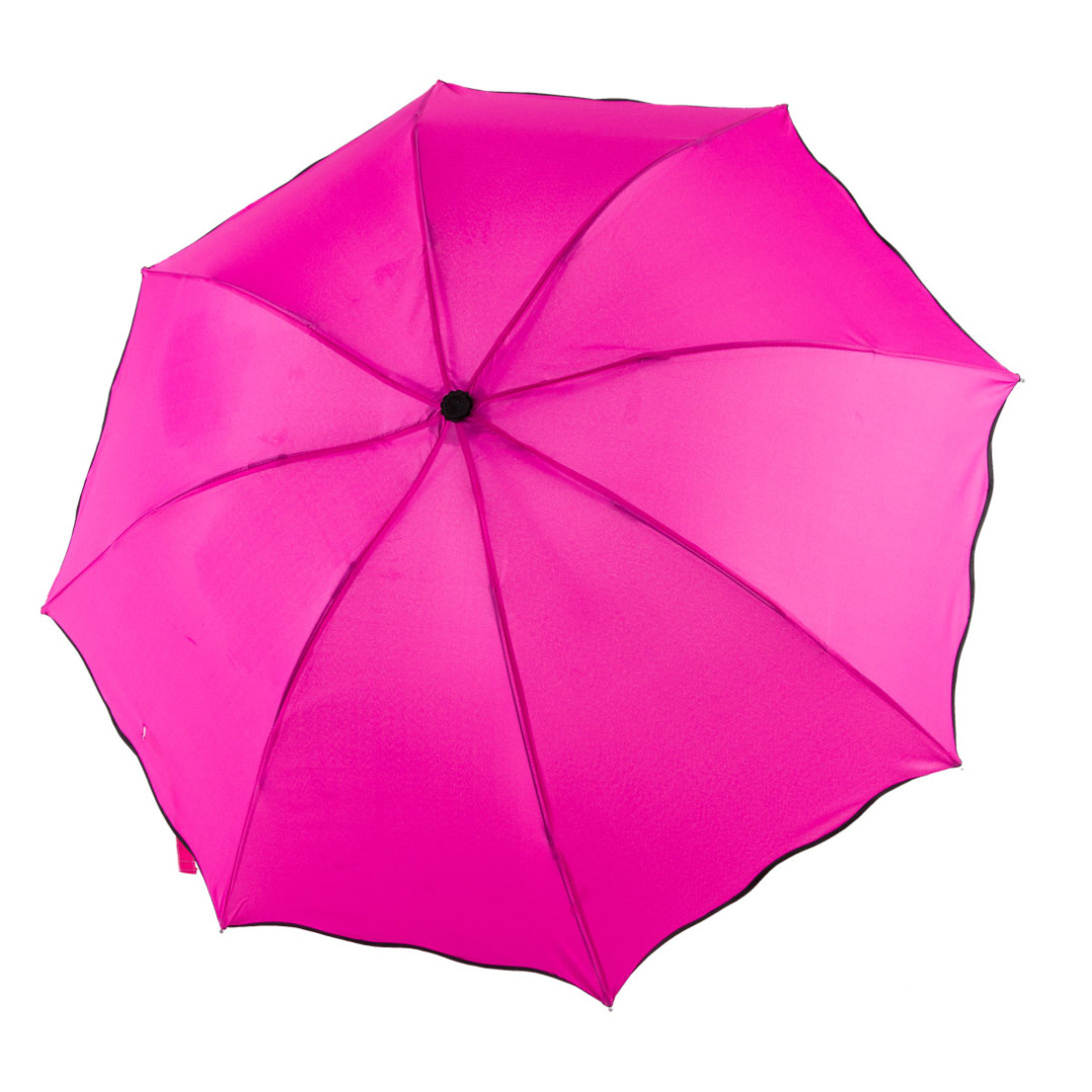 Magenta Magic Umbrella